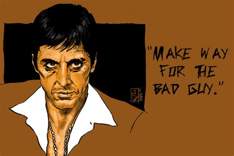 Al Pacino Quotes Scarface Quotes About Quotesgram