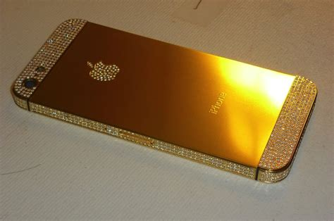The Gold Iphone 5s, A Precious Technology