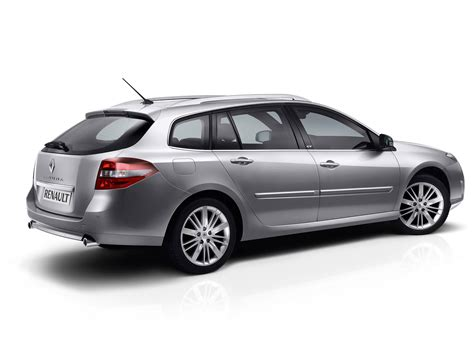 2008 Renault Laguna Iii Estate Pictures Information And