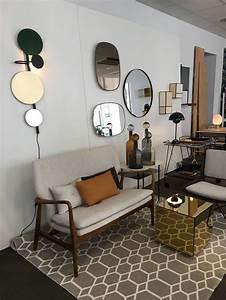 Decoration Murale Miroir : decoration mur avec miroir ~ Teatrodelosmanantiales.com Idées de Décoration