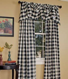 black and white checkered curtains plaid curtains and drapes foter