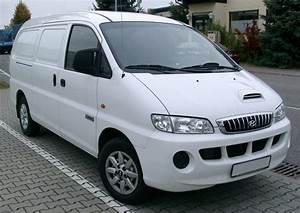 Hyundai H1 Starex H200 1997