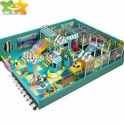 Indoor Gym Equipment Preschool Multi Park Amusement