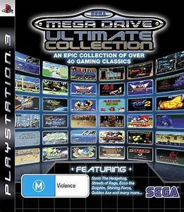 Sonicu002639s Ultimate Genesis Collection Playstation 3 Overview