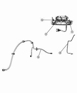 Dodge Ram 3500 Wiring  Jumper  Camera   Parkview Tm  Rear