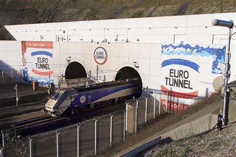 Eurotunnel Le Shuttle Carries Passenger Vehicles (cars