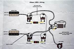 5 Best Images Of Gibson Pickup Wiring Diagram