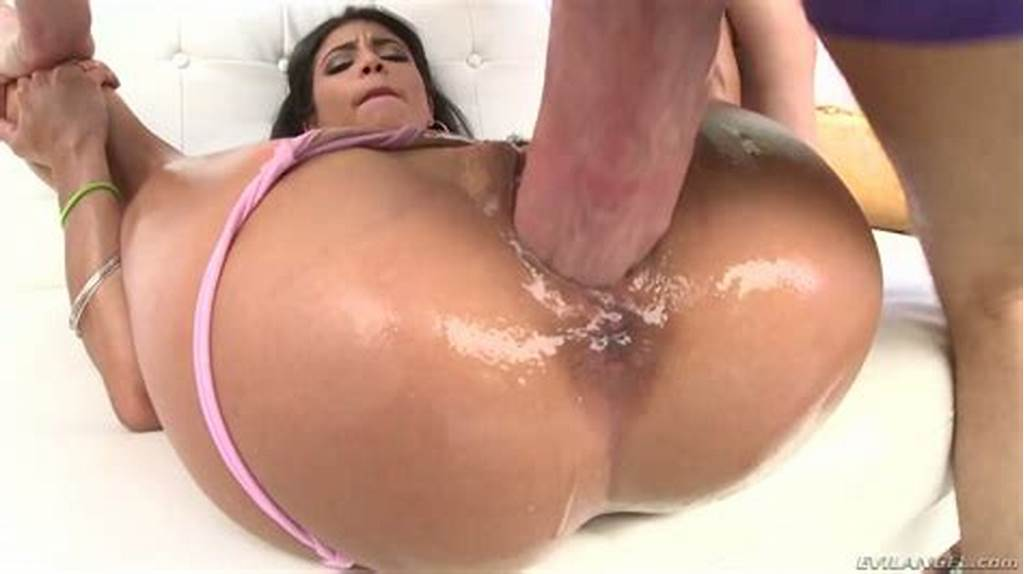 #Fat #And #Hard #White #Cock #For #Squirting #Pussy #Of #Veronica