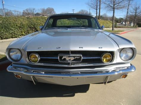 ford mustang gt ps 1965 ford mustang gt coupe 289 v8 auto w ac pb ps used ford mustang for sale in dallas