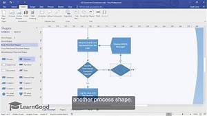 Microsoft Visio Tutorial - Convenient Containers
