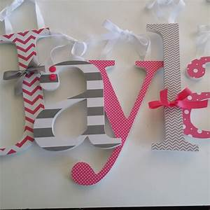 Large Decorative Letter For Interior Displays Urban Style