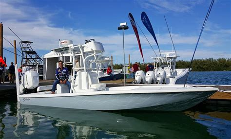 Best Bay Boat Electronics by 2016 Miami International Boat Show Miller Fishing