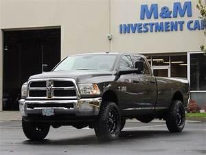 2015 Ram 2500 4x4    6 7l Diesel    6  Lifted    6000
