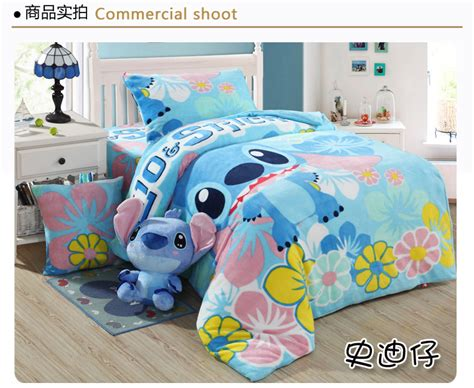 Kids Twin Bedroom Set by Online Buy Wholesale Lilo Stitch Bedding From China Lilo
