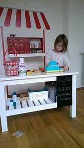 Kaufladen Selber Bauen Ikea : diy kaufmannsladen markstand f r kinder selber bauen einkaufsliste kinder kaufladen ~ Frokenaadalensverden.com Haus und Dekorationen