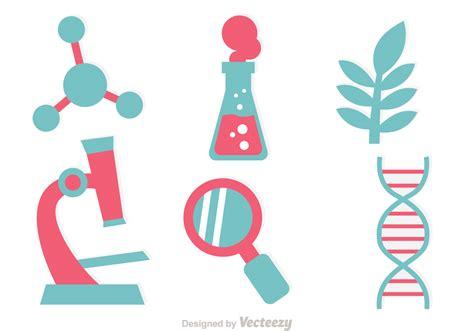 dna research icon vectors   vector art