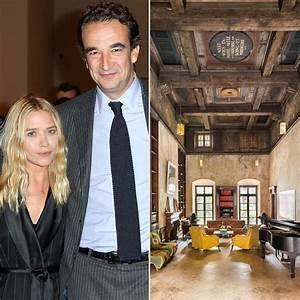 Mary-Kate Olsen and Olivier Sarkozy New York House ...