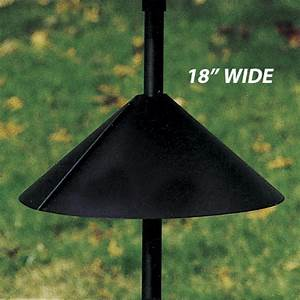 "18"" Squirrel Baffle"