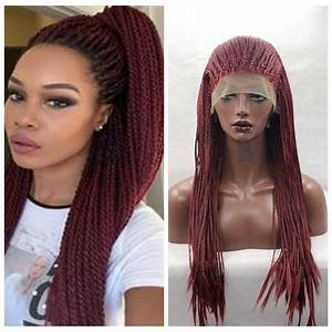 Red Brown Box Braids | www.pixshark.com - Images Galleries ...