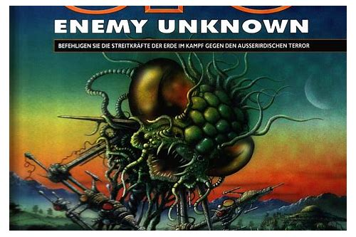 ufo enemy unknown mac os x download