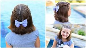 Coupe Petite Fille Mi Long : coiffure pour petite fille facile et originale 32 id es pour la rentr e ~ Melissatoandfro.com Idées de Décoration