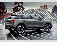 Audi Q2 Edition #1 limitedrun model on sale this