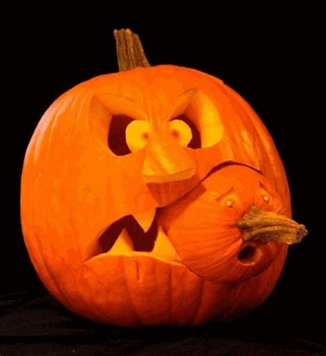scary but easy pumpkin carving patterns scary pumpkin carving patterns for kids pumpkin pinterest
