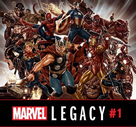 Marvel Vs Capcom Wallpaper Marvel Comics 39 Legacy Relaunch To Be Revealed On June 23 Ign