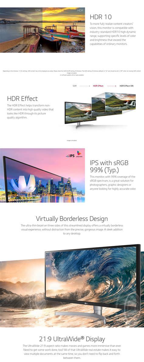 lg monitor   wk  ultra wide speaker