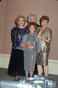 Estelle Getty Golden Girls Wallpaper