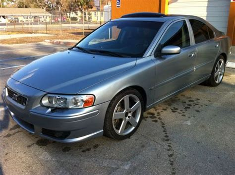 Find Used Very Special 2006 Volvo S60 R Type Sport