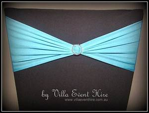 Lycra band chair cover sashes for hire brisbane diy from for Furniture covers brisbane