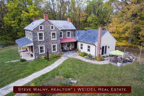 fern rock bucks county farm house for sale in