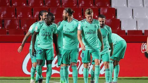 Real Madrid Vs Granada - Real Madrid vs Granada en VIVO ...