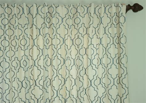 Artéé Fabrics & Home Trellis Blue Inch Cotton Linen