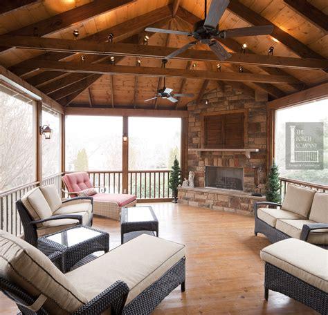 screened back porch porch ceiling beams the porch companythe porch company