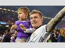 Zum 3 Mal! Toni Kroos' historischer ChampionsLeagueSieg