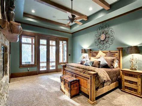diy rustic bedroom decor 20 rustic bedroom design our home paint