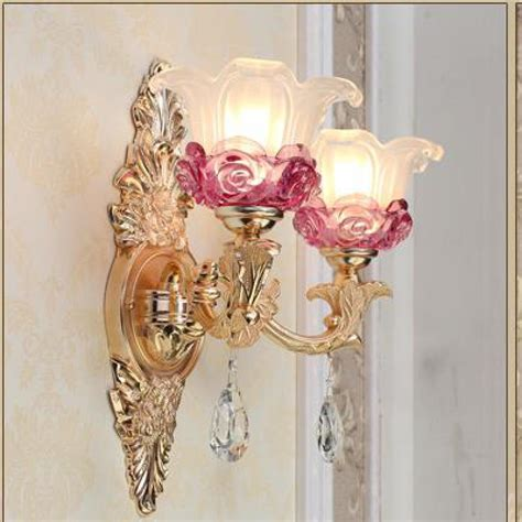 japanese style purple wall fixtures lights with glass l