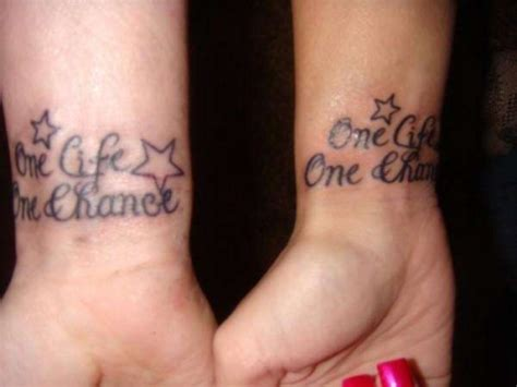 smile  direction preference  matching tattoos