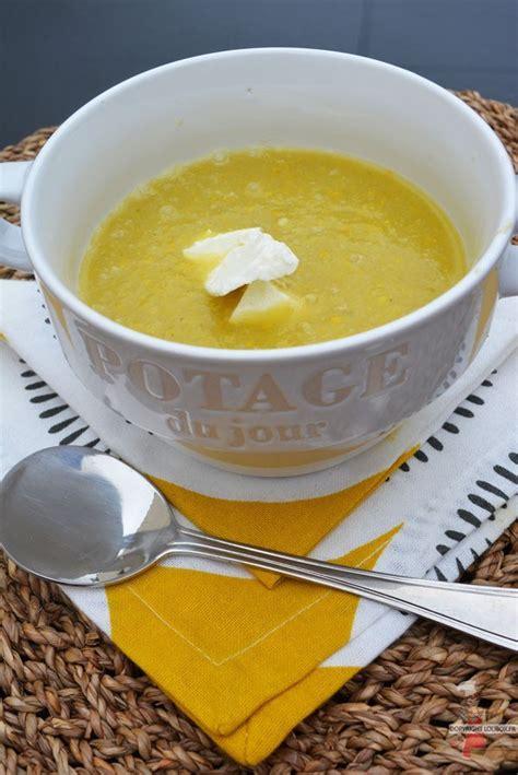 cuisiner courgette jaune soupe à consommer froide ou chaude aux courgettes jaunes