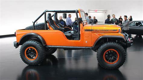sema jeep 2016 jeep cj sixty six ท ส ดของการย อนย คใน 2016 sema