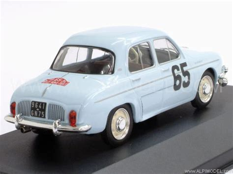 ixo-models Renault Dauphine #65 Winner Rally Monte Carlo ...