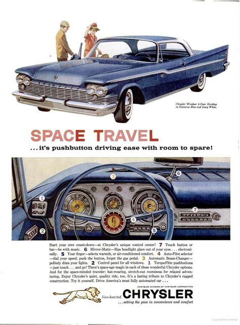 Chrysler Advertising by 19 Best Vintage Chrysler Advertising Images On