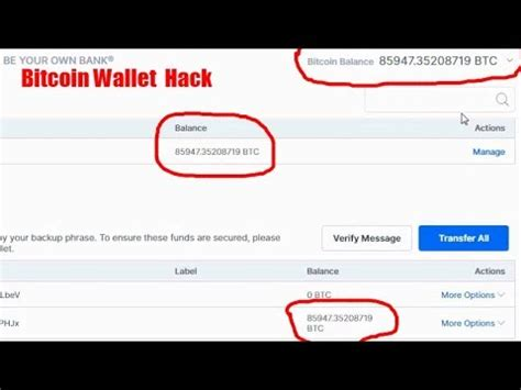 Same calculation will lead to a brute force time of 762.183.626 years in this case, if you want to get the password in a reasonable time (about 1 month) you would. Bitcoin Wallet Hack How to get Bitcoins Brute force 2020 ...