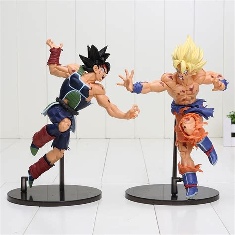 You don't have to gather all the dragon balls and summon shenron for more dragon ball collectibles; Dragon Ball Z PVC Action Figure Toy