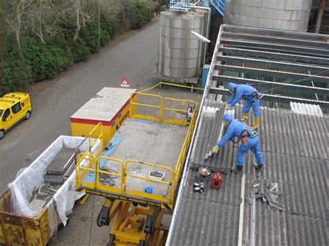 asbest verwijderen uit daken golfplaten asbestsanering