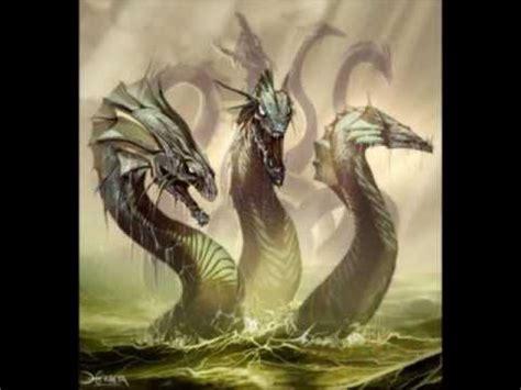 criaturas mitologicas mythological creatures youtube