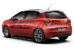 This is the new Citroën C3, according to L'Argus - MotorChase