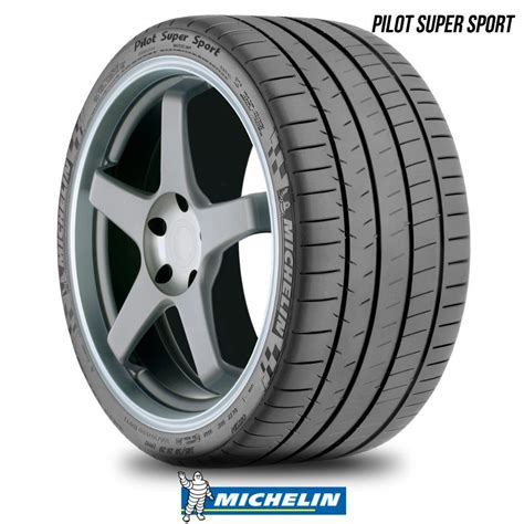 Michelin Pilot Super Sport 275/35r19 100(y) Bw 275 35 19